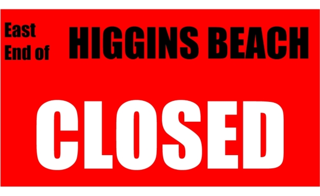 dogblog--higgins closed
